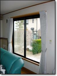 サン・ウインドトーヨー住器:真空ガラス「スペーシア」の導入事例…K様邸