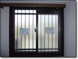 サン・ウインドトーヨー住器:内窓(インナーサッシ)「インプラス」の導入事例…豊中市M様邸