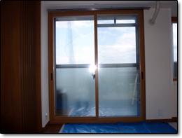 サン・ウインドトーヨー住器:内窓(インナーサッシ)「インプラス」の導入事例…高槻市I様邸