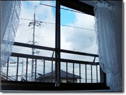 サン・ウインドトーヨー住器:エコ窓の導入事例…京都府八幡市 I様邸