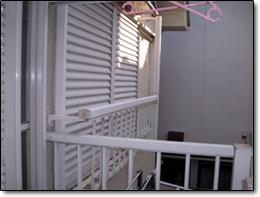 サン・ウインドトーヨー住器:エコ雨戸の導入事例…大阪府吹田市 N様邸