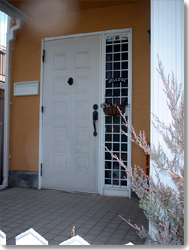サン・ウインドトーヨー住器:玄関ドア リペラルの導入事例…彦根市 彦根市 S様邸
