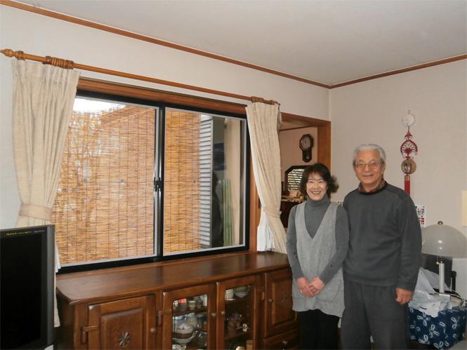 サン・ウインド エコ窓の導入事例:奈良市 M様邸