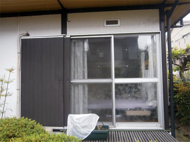サン・ウインド:エコ窓の導入事例:大阪府枚方市 H様邸