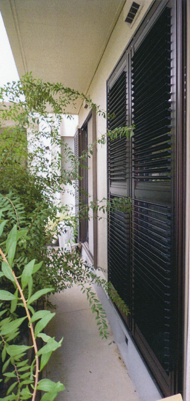 サン・ウインド:エコ雨戸(エコアマド)施工事例 京都市 D様邸