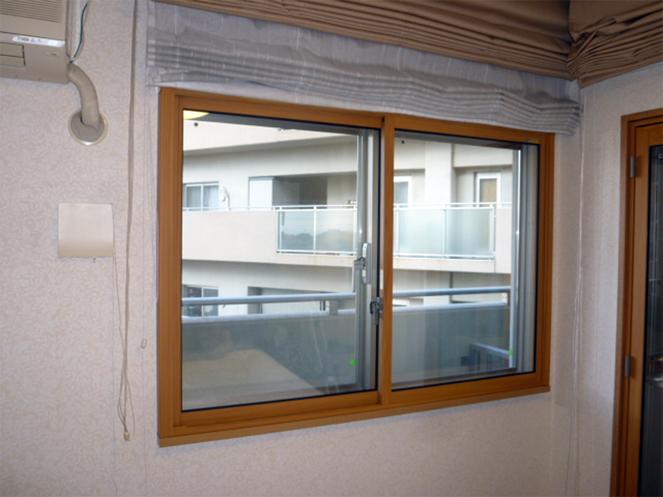 サン・ウインド内窓(インプラス)導入事例:京都府八幡市Mさま施工後