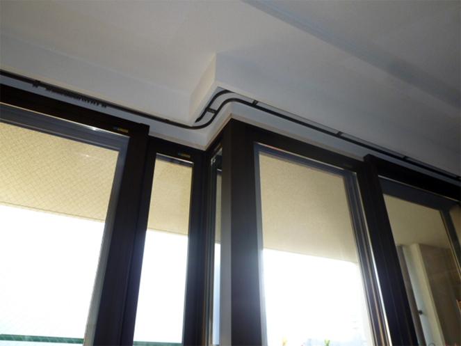 サン・ウインド内窓(インプラス)導入事例:大阪市城東区上施工後