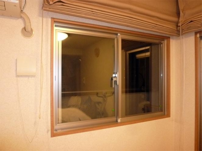 サン・ウインド内窓(インプラス)導入事例:Mさま施工前