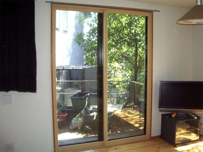 サン・ウインド内窓プラスト施工事例LDK_Aアフター