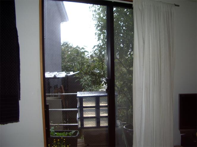 サン・ウインド内窓プラスト施工事例LDK_Aビフォー