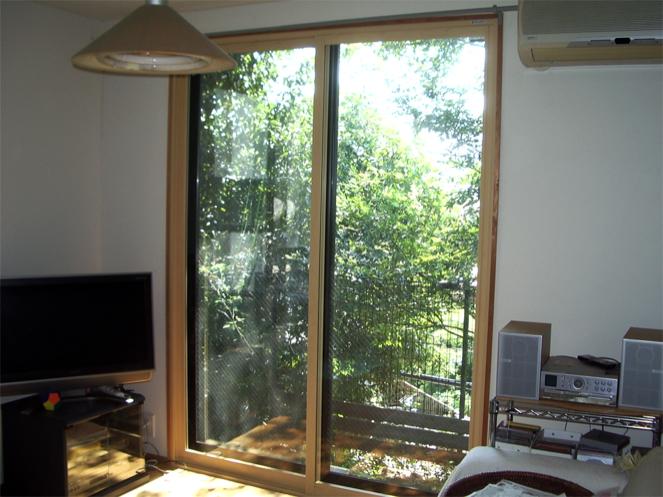 サン・ウインド内窓プラスト施工事例LDK_Bアフター