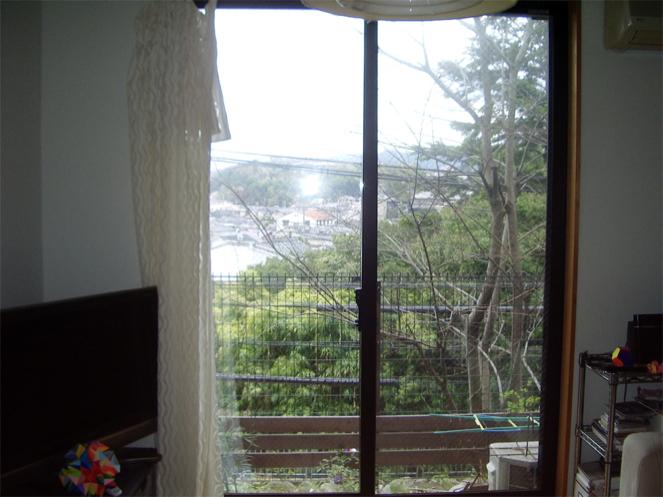 サン・ウインド内窓プラスト施工事例LDK_Bビフォー