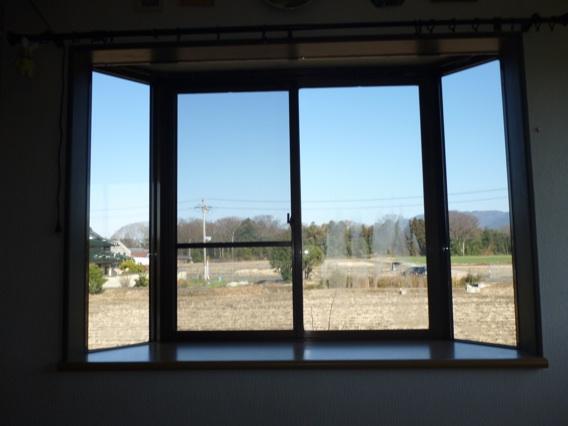 サン・ウインド導入事例:滋賀県八日市市K様邸_真空ガラススペーシア施工前A