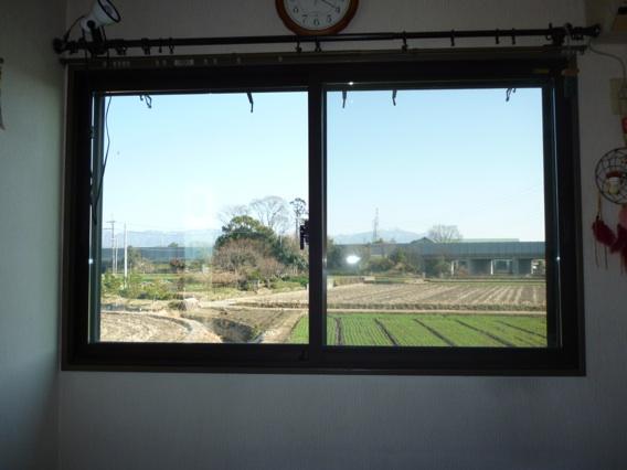 サン・ウインド導入事例:滋賀県八日市市K様邸_真空ガラススペーシア&内窓インプラス施工後B