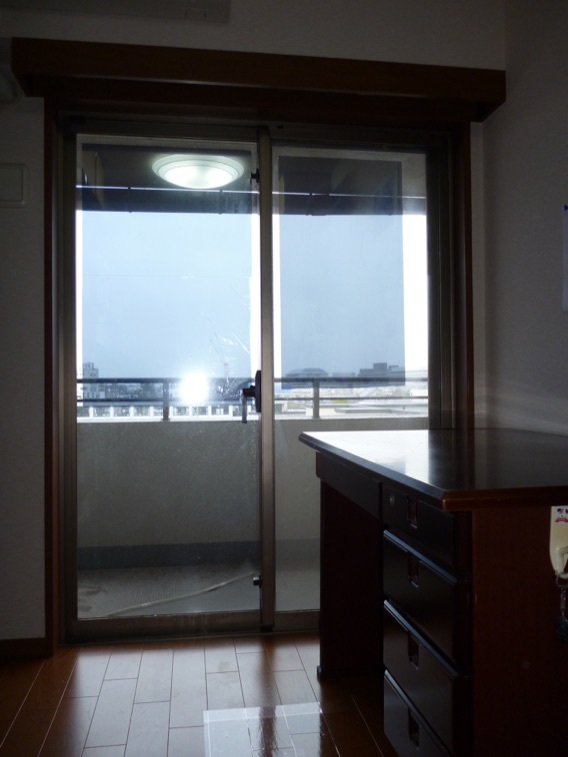 内窓プラスト設置京都市左京区N様邸施工前01