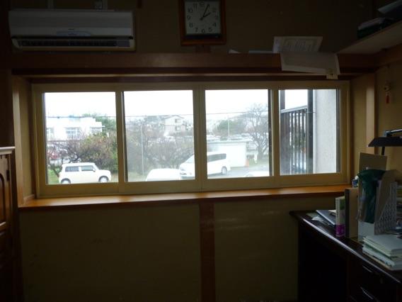 内窓プラスト設置宇治市H様邸施工後