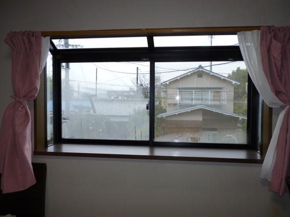複層ガラスペヤプラス&エコ窓入れ替え京都府宇治市K様邸施工前