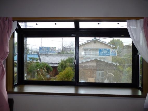 複層ガラスペヤプラス&エコ窓入れ替え京都府宇治市K様邸施工後