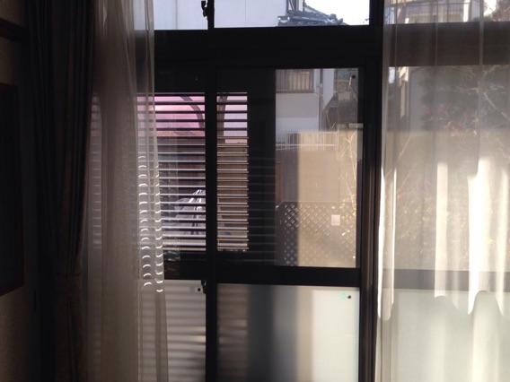 前回工事された真空ガラススペーシア京都府八幡市N様邸