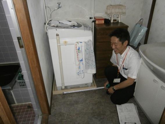 浴室(バスユニット)・洗面台リフォーム中京都府八幡市N様邸
