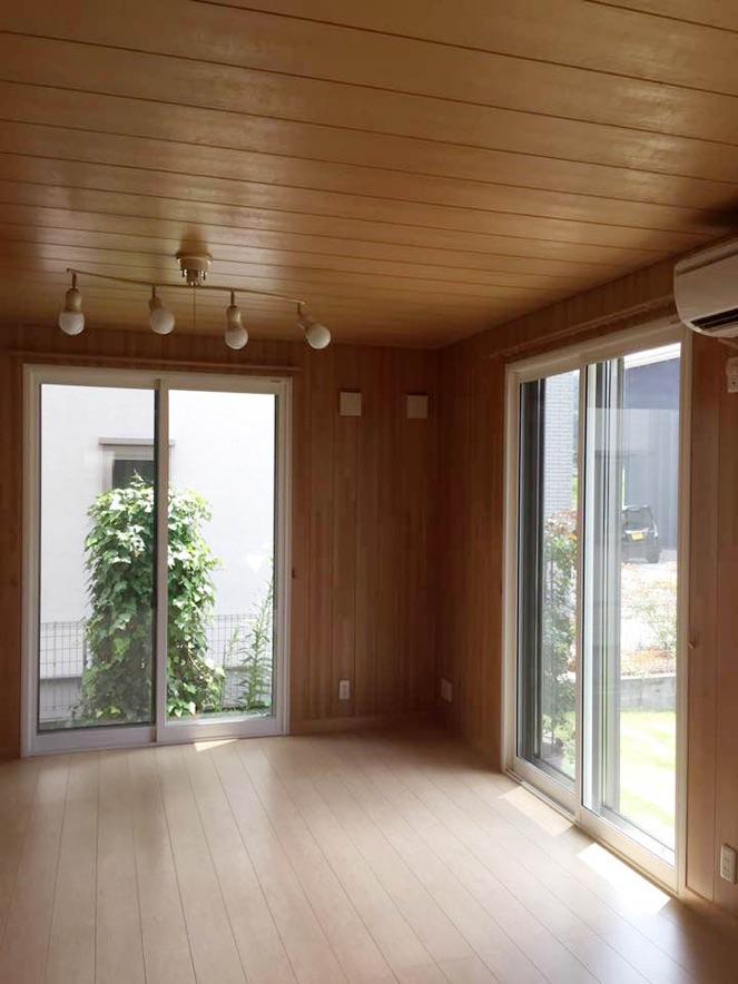 内窓プラスト&防音合わせガラスの導入事例京都府舞鶴市U様邸施工後