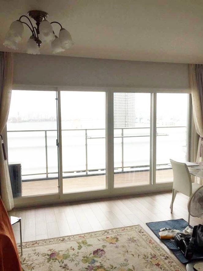 内窓プラスト&防音合わせガラスの導入事例兵庫県神戸市D様邸アフター