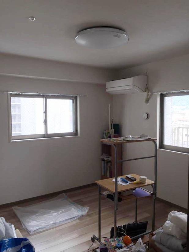 内窓プラストの導入事例滋賀県大津市K様邸ビフォー