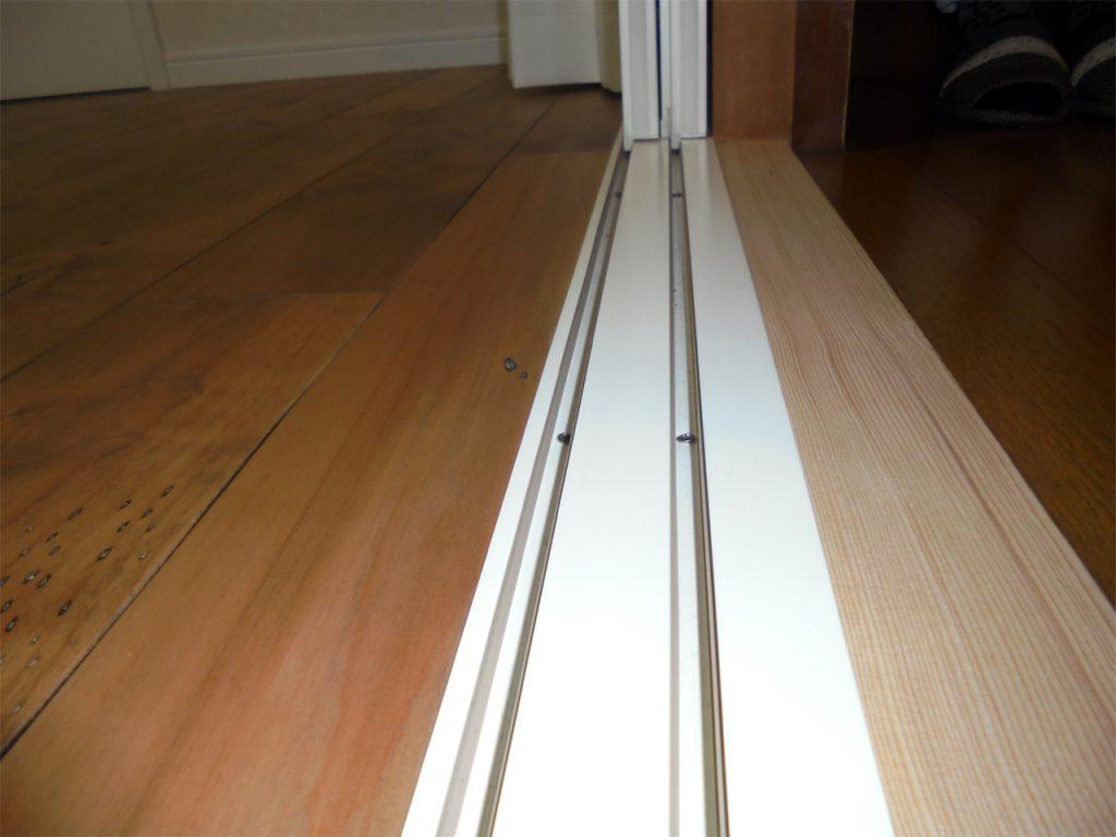 室内防音引き戸(内窓プラスト)設置 施工後