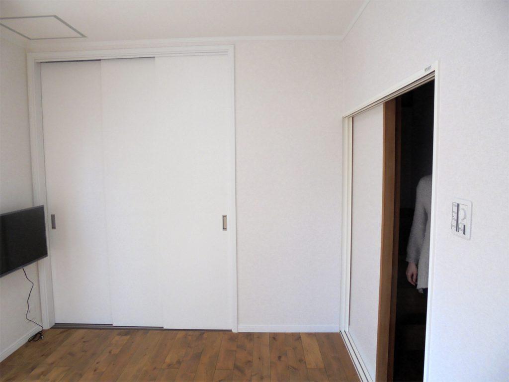 和室→洋室リフォーム 施工後