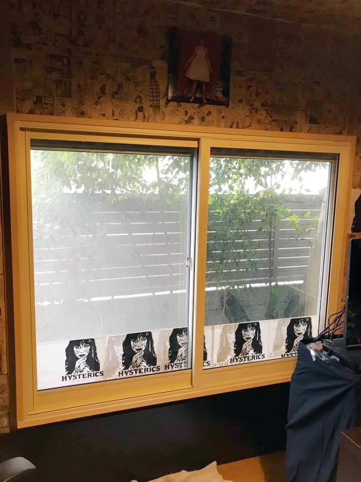 内窓プラストの導入事例大阪府吹田市K様邸施工後