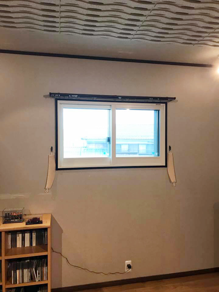 内窓プラストの導入事例滋賀県守山市 K様邸 01アフター