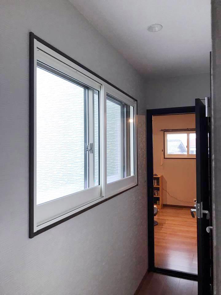 内窓プラストの導入事例滋賀県守山市 K様邸 02アフター