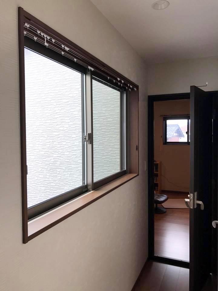 内窓プラストの導入事例滋賀県守山市 K様邸 02ビフォー