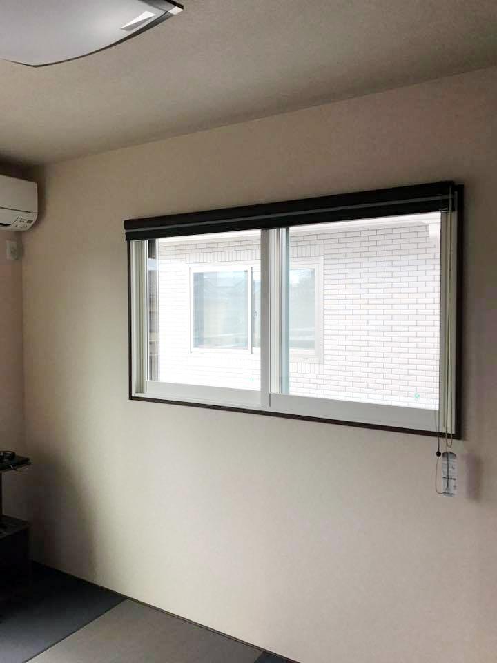 内窓プラストの導入事例滋賀県守山市 K様邸 03アフター