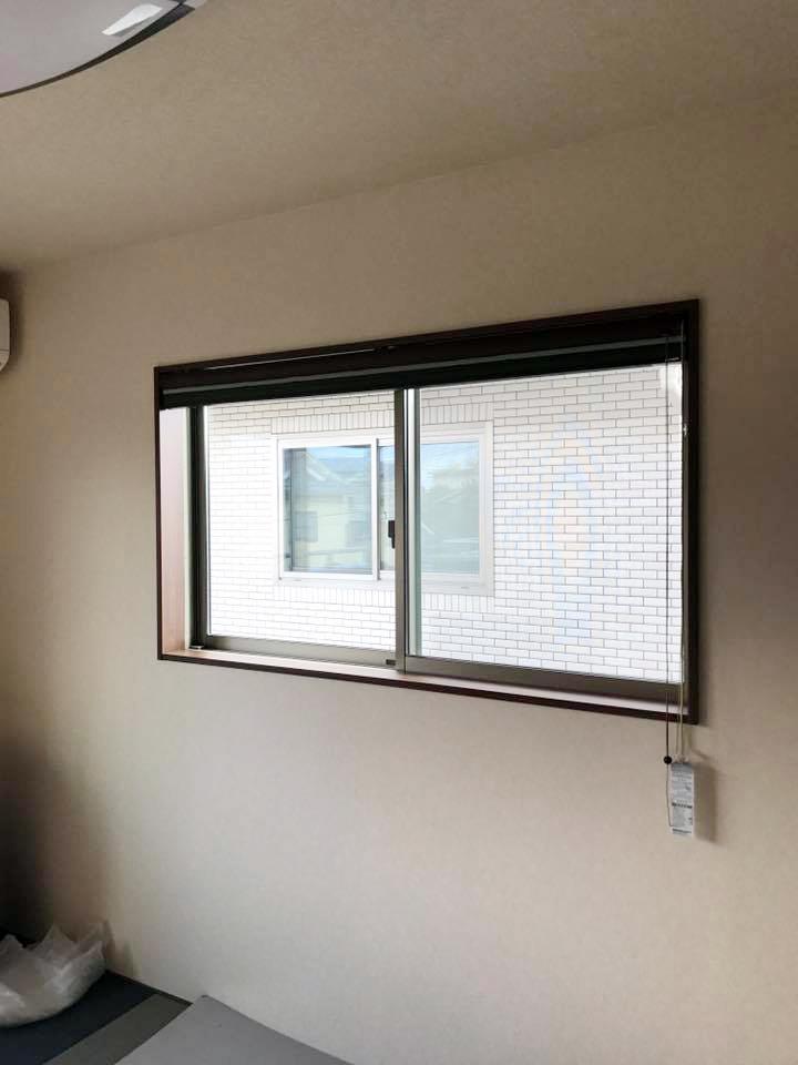 内窓プラストの導入事例滋賀県守山市 K様邸 03ビフォー