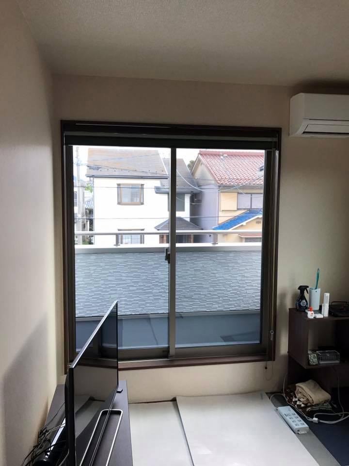 内窓プラストの導入事例滋賀県守山市 K様邸 04ビフォー