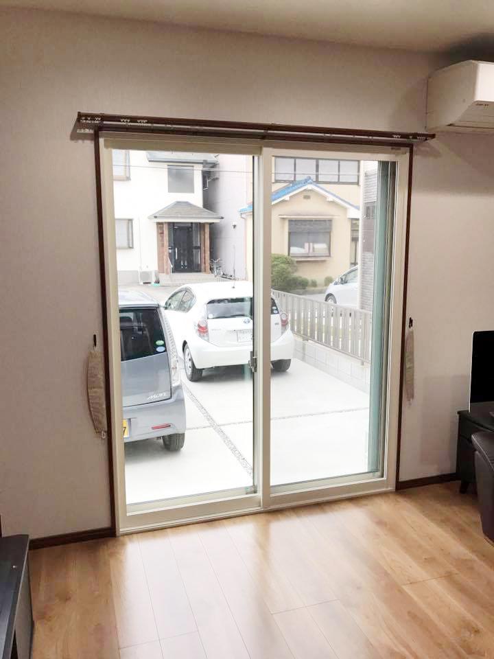内窓プラストの導入事例滋賀県守山市 K様邸 05アフター