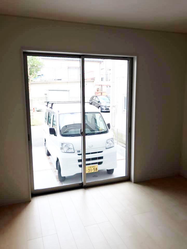 内窓プラストの導入事例阪市西淀川区J様邸01施工前