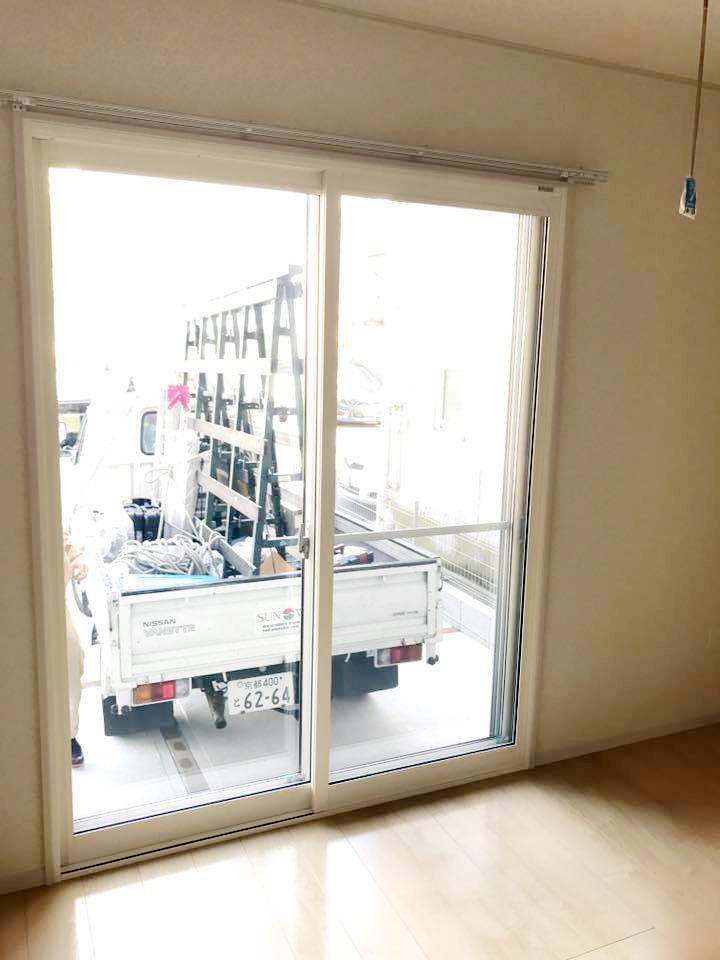 内窓プラストの導入事例阪市西淀川区J様邸01施工後