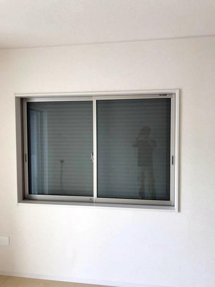 内窓プラストの導入事例阪市西淀川区J様邸02施工前