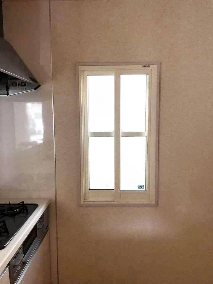 内窓プラストの導入事例阪市西淀川区J様邸04施工後