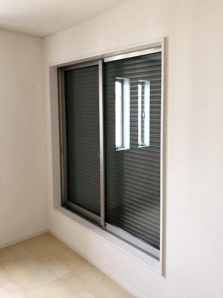 内窓プラストの導入事例阪市西淀川区J様邸05施工前