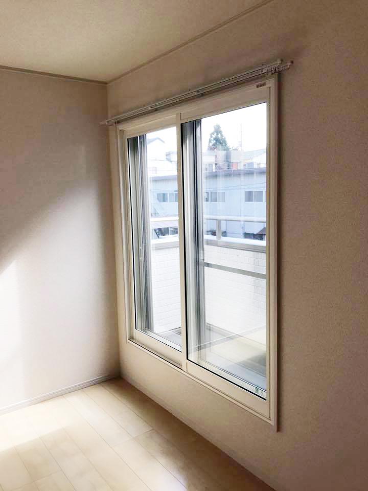 内窓プラストの導入事例阪市西淀川区J様邸05施工後
