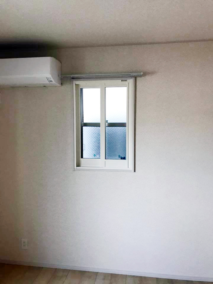 内窓プラストの導入事例阪市西淀川区J様邸07施工後