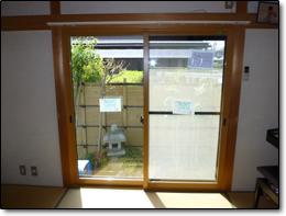 内窓(インナーサッシ)「インプラス」の導入事例…I様邸