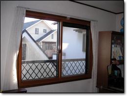 内窓(インナーサッシ)「インプラス」の導入事例…西宮市M様邸