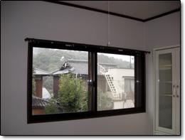 内窓(インナーサッシ)「インプラス」の導入事例…山科市Y様邸