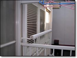 エコ雨戸の導入事例…大阪府吹田市 N様邸 エコ雨戸施工後