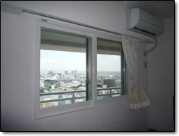 内窓(インナーサッシ)「プラスト」の導入事例…尼崎市F様邸