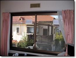 真空ガラス「スペーシア」の導入事例…奈良市N様邸